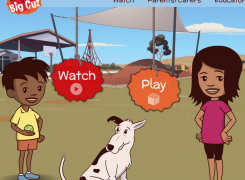 First animated children's show featured Indigenous characters now available online