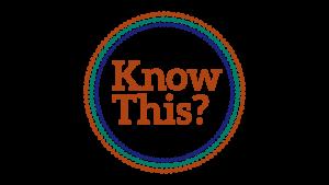 Know This_Logo Alpha black background