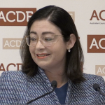 Shadow Minister, Terri Butler, on teaching at the ACDE Deans' Forum